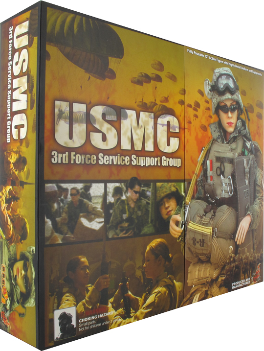 USMC 3rd Force Service Support Group