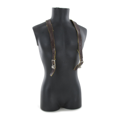 Luftwaffe leather harness (Brown)