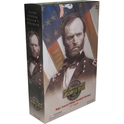 major general william tecumseh sherman