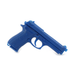 M9 pistol training blue
