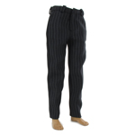 Striped Pants (Black)