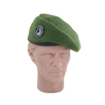 French Foreign Legion green beret 2e BEP