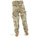 DESERT three colors camo BDU  trousers