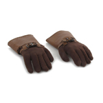 Flexible Gloved Hands (Brown)