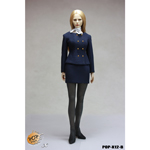 Female Business Wear Suit of Style Series (Blue)