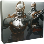 The Avengers - Chitauri Footsoldier & Commander Pack Figur