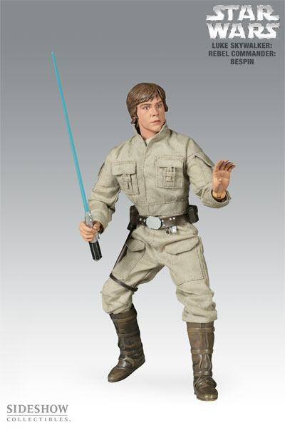 Luke Skywalker - Rebel Commander (Bespin)
