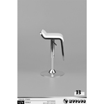 Bar Stool (White)