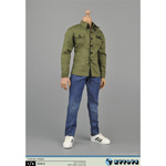 Casual Clothes Set (Olive Drab)