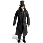 Victorian Men's Suit (Black Version)