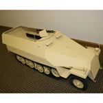 Sd.Kfz.251 Ausf. D German Half-Track (kit)