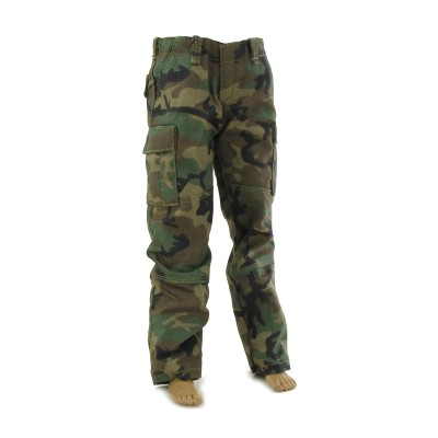 BDU Field Combat Pants (Woodland)