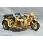 BMW Sidecar R75 (Three colors)