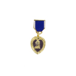 Diecast Purple Heart Medal (Gold)