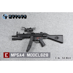 MP5A4 M628 Submachinegun (Black)