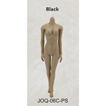 African Seamless Female Body (Middle Bust)