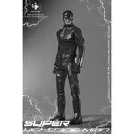 Super Lightning Man Figur