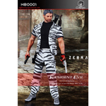 Resident Evil 5 - Chris Redfield (Zebra Suit Version)
