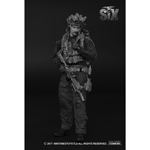 Seal Team VI Figur