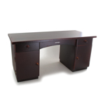 Wooden Desk (Brown)