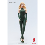 Viper's One-piece Leather Suit Set