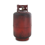 Gas Bottle (Red)