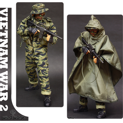 Vietnam War Uniform Set 2