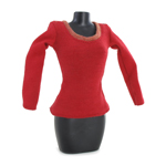 Female Sweater (Red)