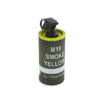 Yellow Smoke Grenade (Olive Drab)
