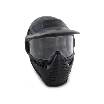 Scott Face Goggle Mask (Black)