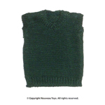 Uniform Series - Dark Green V-Neck Sweater