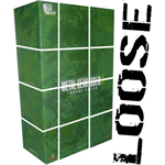 LOOSE METAL GEAR SOLID 3 - THE BOSS (Hot Toys)