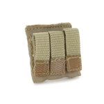Triple Handgun Magazine Pouch (Coyote)