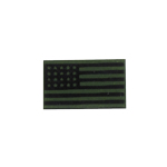 US Flag Patch (Olive Drab)