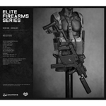 Elite Firearms Series 3 - Vector SMG Tactical Set (Black)