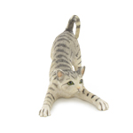 Egyptian Mau cat Figur