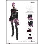 Gothic Lolita Female Set