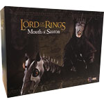 Lord Of The Rings - Mouth Of Sauron Figur