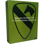 Operation Delaware 1968 - 1st Cavalry Division (Airmobile)