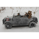 Styre 1500 Command Car (Grey)