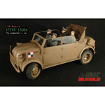 Styre 1500 Command Car (Sand)