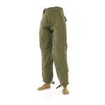 Jungle trousers first pattern