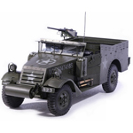Scout car M3A1 (metal)