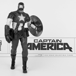 Captain America (Comics Version) Figur