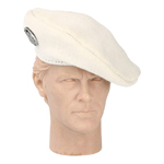 Chasseur Alpin Beret (White)