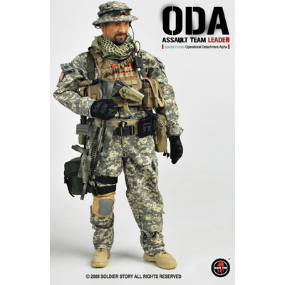 ODA Assault Team Leader - Special Forces