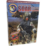 The US Army 160th SOAR - Special Operations Aviation Regiment Crewmember