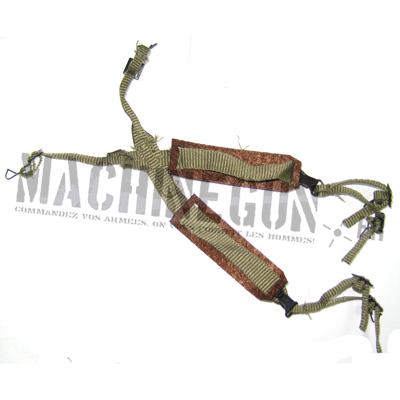 M36 field suspenders w/ felt shoulder pads