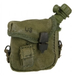 2 Quart Canteen with Pouch (Olive Drab)