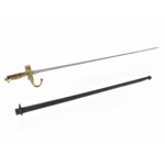 M1886 French infantry bayonet-sword gold handle